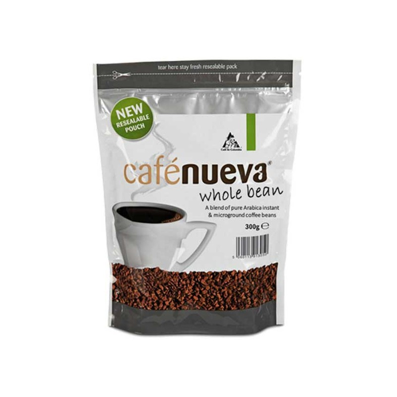 CAFÉ NUEVA MICROGROUND WHOLEBEAN  COFFEE