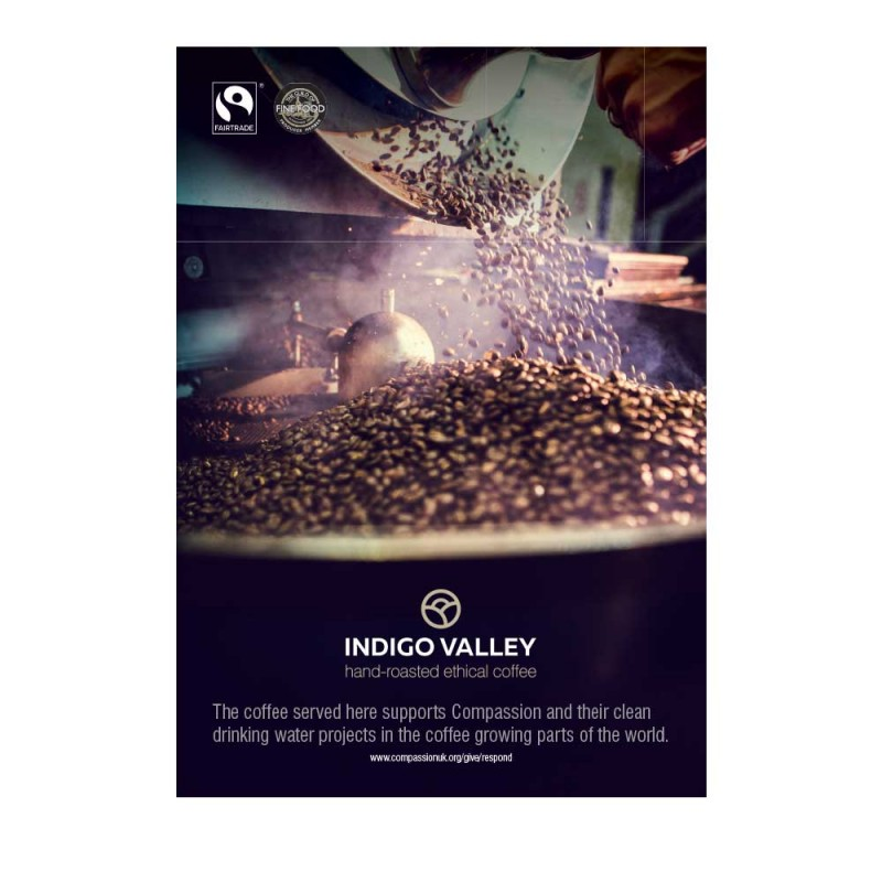 Promotional Poster for Indigo Valley