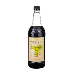 Jasmine Lime Iced Tea Syrup