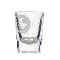 2oz Espresso shot glass