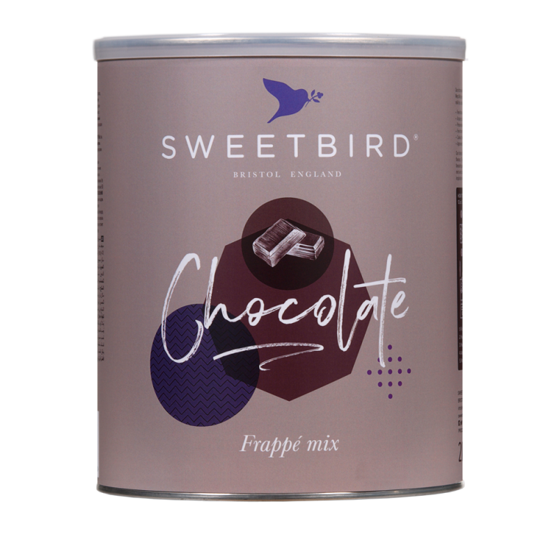 Sweetbird Chocolate Frappe
