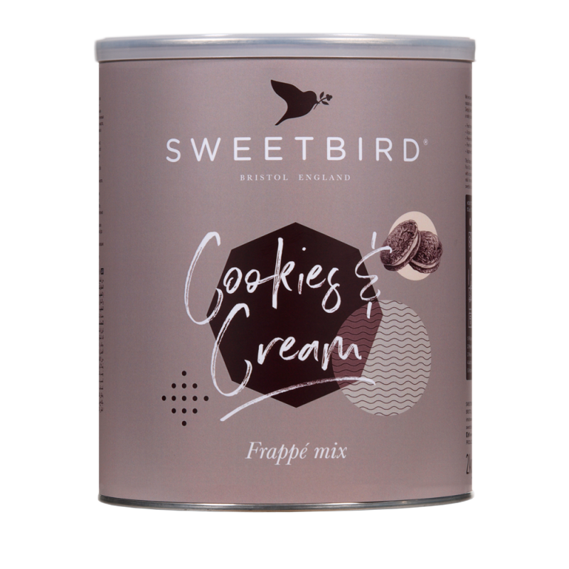 Sweetbird Cookies and Cream Frappe