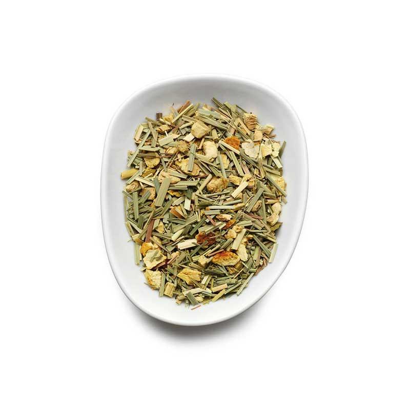 Lemongrass & Ginger Loose Tea