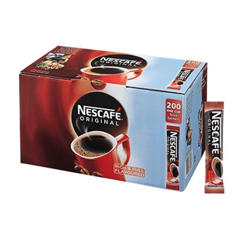NESCAFE ONE CUP STICKS 200