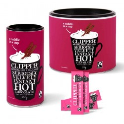 CLIPPER ORGANIC HOT CHOCOLATE