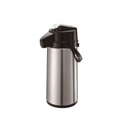 Glass lined thermos 2.2ltr