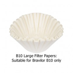Bravilor B10 Extra Large Filter Papers