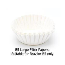 Bravilor B5 Large Filter Paper