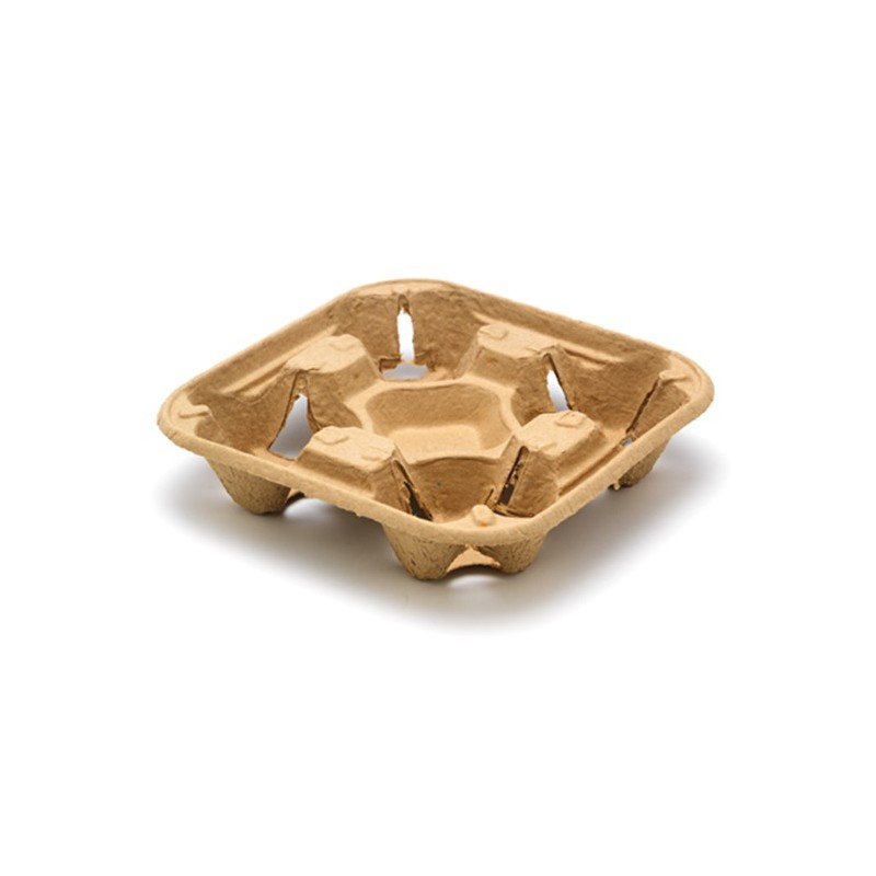 Cup carry tray