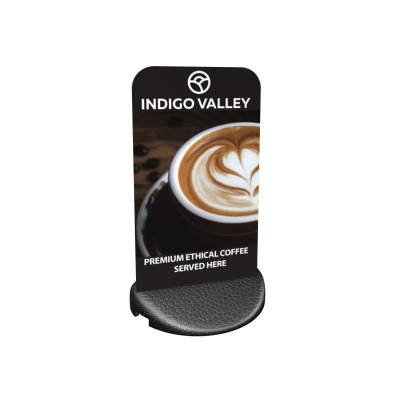 Swing Sign Indigo Coffee