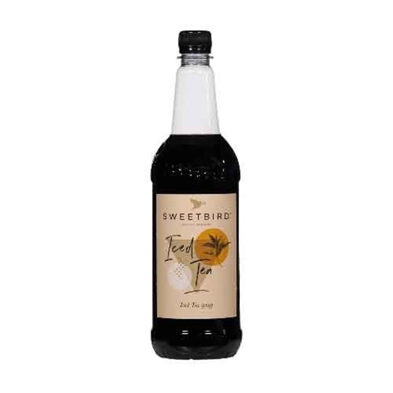 Sweetbird Natural Iced Tea Syrup