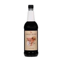 Sweetbird Peach Iced Tea Syrup