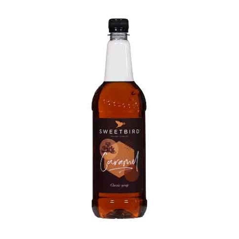 Sweetbird Syrup|Caramel