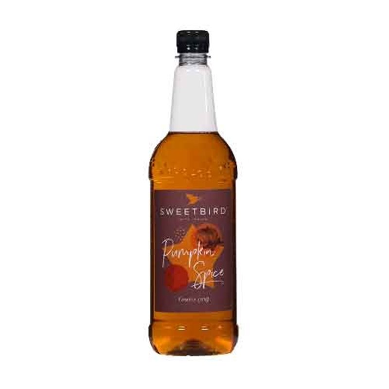 Sweetbird Syrup| Pumpkin Spice