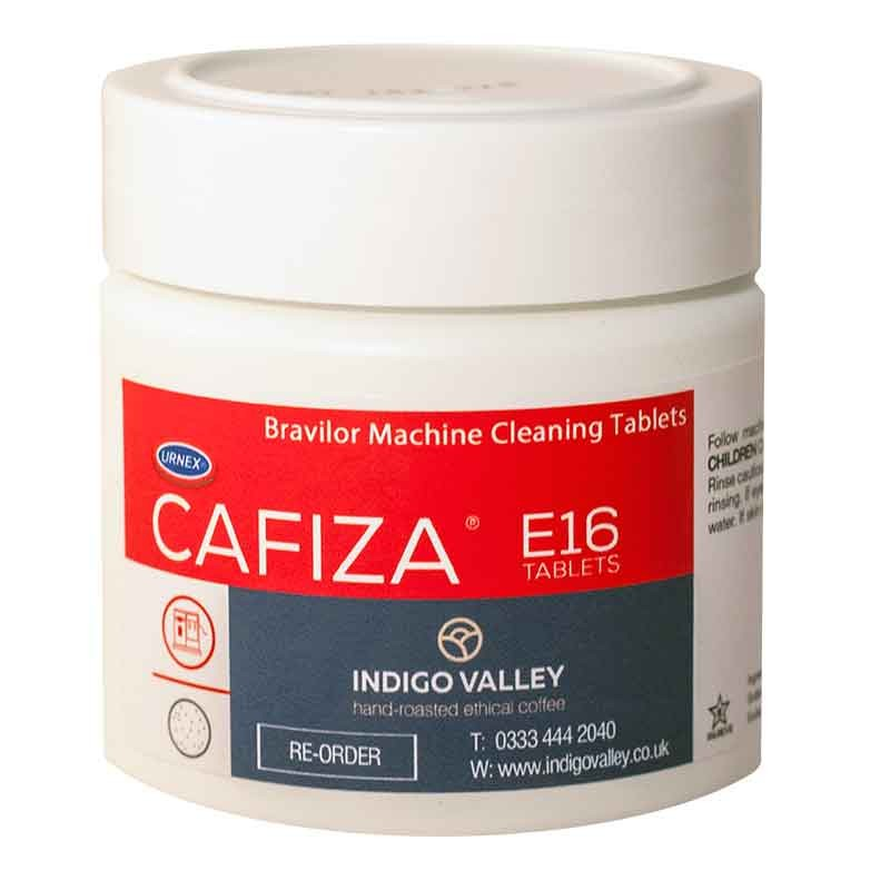 Cafiza Coffee Machine Cleaner Instructions