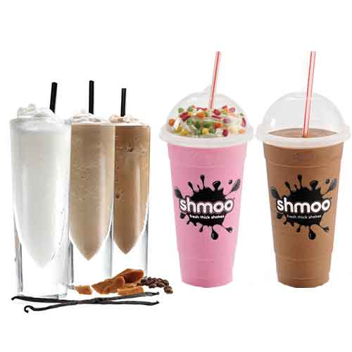 Frappes, Shakes & Smoothies